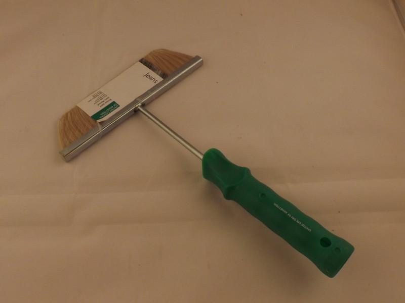 Pennello spazzola spatola per effetto decorativo per for Effetto legno su muro