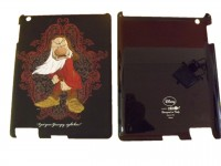 CUSTODIA COVER CASE IPAD2 / 3 / 4 APPLE WALT DISNEY BRONTOLO + 2 PELLICOLE
