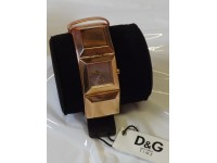 OROLOGIO D&G TIME DONNA DW0271 DANCE COLOR ORO ROSE ORIGINALE CON GARANZIA