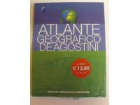 ATLANTE GEOGRAFICO DEAGOSTINI FISICO E POLITICO PUBBLICATO NEL 2007 SIGILLATO