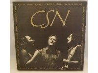 CSN BOX SET 4 CD CROSBY STILLS NASH DA COLLEZIONE DEL 1991 MUSICA ROCK POP