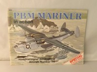 SQUADRON/SIGNAL PUBLICATIONS 1074 PBM MARINER IN ACTION AIRCRAFT 74 AEREI