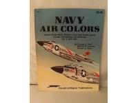 SQUADRON/SIGNAL PUBLICATIONS 6157 NAVY AIR COLORS VOL 2 1945-1985 AIRCRAFT