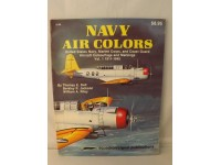 SQUADRON/SIGNAL 6156 NAVY AIR COLORS VOL 1 USN USMC USCG CAMOUFLAGE AND MARKINGS