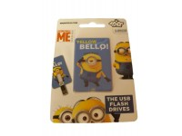 MINIONS ICONIC CARD 8 GB USB FLASH DRIVE 2.0 MEMORY STICK BELLO TRIBE PENDRIVE