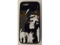 COVER PER IPHONE 5 5S CUSTODIA IN GOMMA APPLE GRAFICA UNICA NEW YORK