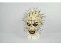 MASCHERA MOSTRO CON CHIODI HELLRAISER CARNEVALE HALLOWEEN 1011 IN LATTICE