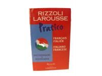 DIZIONARIO RIZZOLI LAROUSSE PRATICO FRANCAIS ITALIANO ITALIANO FRANCESE