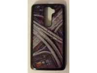 COVER PER LG G2 CUSTODIA IN PLASTICA RIGIDA GRAFICA UNICA NEW YORK