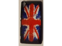 COVER PER SONY Z4 CUSTODIA IN PLASTICA RIGIDA GRAFICA UNICA BANDIERA INGLESE