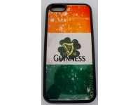 COVER PER IPHONE 6 / 6S CUSTODIA APPLE IN GOMMA GRAFICA UNICA IRLANDA BANDIERA