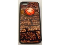 COVER PER IPHONE 6 / 6S CUSTODIA APPLE IN GOMMA GRAFICA UNICA BASKET