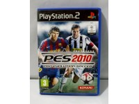 PS2 PES 2010 PRO EVOLUTION SOCCER ITA SONY PLAYSTATION 2 CALCIO