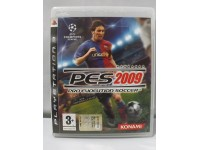 PS3 PES 2009 PRO EVOLUTION SOCCER ITA SONY PLAYSTATION 3 CALCIO