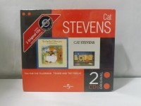 CAT STEVENS COFANETTO CD TEA FOR THE TILLERMAN - TEASER AND THE FIRECAT