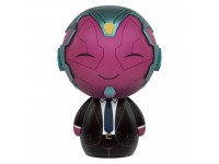 FUNKO DORBZ CIVIL WAR CAPTAIN AMERICA FIGURE VISION BLACK SUIT 8 cm EXCLUSIVE