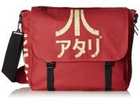 Borsa scuola computer Atari Messenger Bag Japanese Logo Bioworld