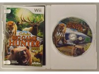 WII NINTENDO BIG GAME HUNTER 2012 ITA ACTIVISION CABELAS