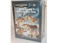 WARHAMMER 40000 SPACE WOLVES FENRISIAN WOLF PACK GAMES WORKSHOP 5 miniatures