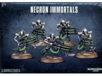 WARHAMMER 40000 NEGRON IMMORTALS GAMES WORKSHOP 5 MINIATURES