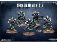 WARHAMMER 40000 NEGRON IMMORTALS GAMES WORKSHOP 5 MINIATURES