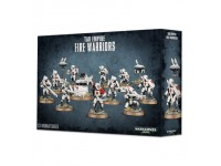 WARHAMMER 40000 TAU EMPIRE FIRE WARRIORS GAMES WORKSHOP 13 MINIATURES
