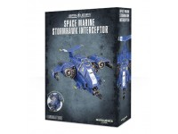 WARHAMMER 40000 STORMHAWK INTERCEPTOR DEGLI SPACE MARINE GAMES WORKSHOP ITALIANO