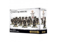 WARHAMMER AGE OF SIGMA CHAOS WARRIORS SLAVE DARKNESS GAMES WORKSHOP 16 MINIATURES