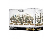 WARHAMMER AGE OF SIGMA SYLVANETH DRYADS GAMES WORKSHOP 16 MINIATURES