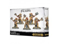 WARHAMMER AGE OF SIGMA STORMCAST ETERNALS PALADINS GAMES WORKSHOP 5 MINIATURES