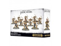 WARHAMMER AGE OF SIGMA STORMCAST ETERNALS JUDICATORS GAMES WORKSHOP 10 MINIATURES10 MINIATURES