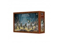 WARHAMMER AGE OF SIGMA WOOD ELVES ETERNAL GUARD GAMES WORKSHOP 10 MINIATURES