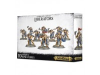 WARHAMMER AGE OF SIGMA LIBERATORS STORMCAST LINERATORS GAMES WORKSHOP 10 MINIATURES