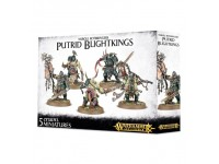 WARHAMMER AGE OF SIGMA PUTRID BLIGHTKINGS NURGLE ROTBRINGERS GAMES WORKSHOP