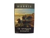 LIBRO LA SPIAGGIA RUBATA JOANNE HARRIS ED. LONGANESI ROMANZO 1 EDIZIONE 2002