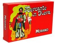 MODIANO - MERCANTE IN FIERA TIPO 250 ASTUCCIO ROSSO CARTE DA GIOCO