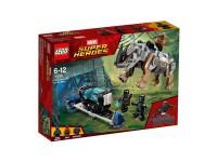 LEGO SUPER HEROES 76099 - BLACK PANTHER: RHINO ALLA MINIERA