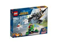 LEGO SUPER HEROES 76096 - JUSTICE LEAGUE: L ALLEANZA TRA SUPERMAN E KRYPTO