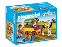 PLAYMOBIL 6948 - PIC-NIC CON CALESSE