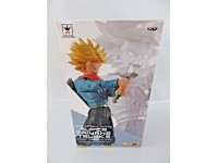 BANPRESTO FIGURE DRAGON BALL - SUPER SAIYAN 2 TGRUCKS ALTEZZA 20 CM ORIGINALE
