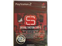 GIOCO PS2 GIOCHI PLAYSTATION 2 DRIVING EMOTION TYPE-S JAPAN IMPORT NTSC-J