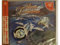 GIOCO AERO DANCING FEATURING BLUE IMPULSE PER SEGA DREAMCAST JAPAN IMPORT NTSC-J