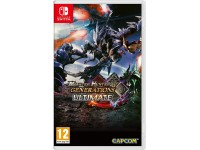 MONSTER HUNTER GENERATIONS ULTIMATE GIOCO DI RUOLO (RPG) - NINTENDO SWITCH
