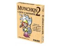 MUNCHKIN 2 - L ASCIA O RADDOPPIA GIOCHI DA TAVOLO RAVEN IN ITALIANO