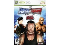 WWE SMACKDOWN VS RAW 2008 SPORTIVO - XBOX 360 IN ITA