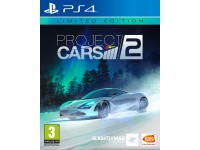 PROJECT CARS 2 LIMITED EDITION GUIDA/RACING - PLAYSTATION 4 VERSIONE ITA