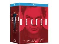 DEXTER - LA SERIE COMPLETA DRAMMATICO BLU-RAY STAG. 1- 8