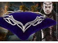 Diadema Elrond Corona Re Elfico Lo Hobbit Noble Collection