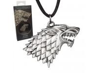 Ciondolo Stark Shield Game of Thrones Trono di Spade Noble Collection