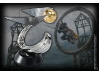 Harry Potter Boccino D'oro Placcato Oro E Argento Noble Collection
